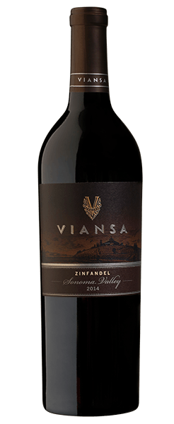 2014 Viansa Zinfandel, Sonoma Valley, 750ml