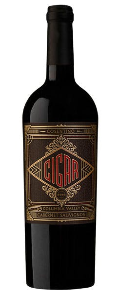 Cigar Zin Bottle Shot