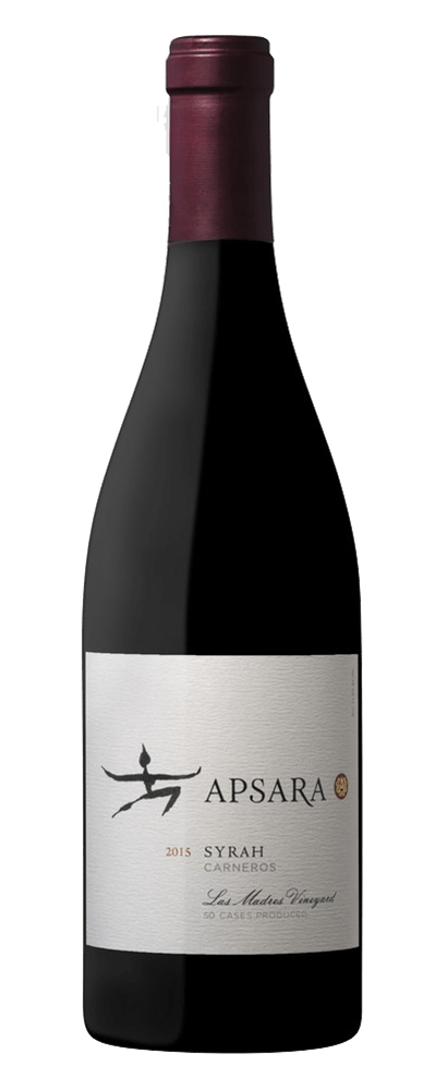 2014 Apsara Cellars Syrah, Carneros, 750ml