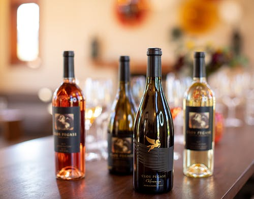Shop Clos Pegase's award-winning, estate wines online