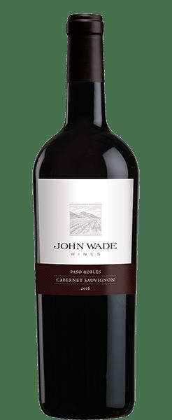 2016 John Wade Cabernet Sauvignon, Paso Robles, 750ml