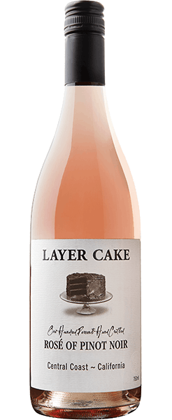 2017 Layer Cake Rose, California, 750ml