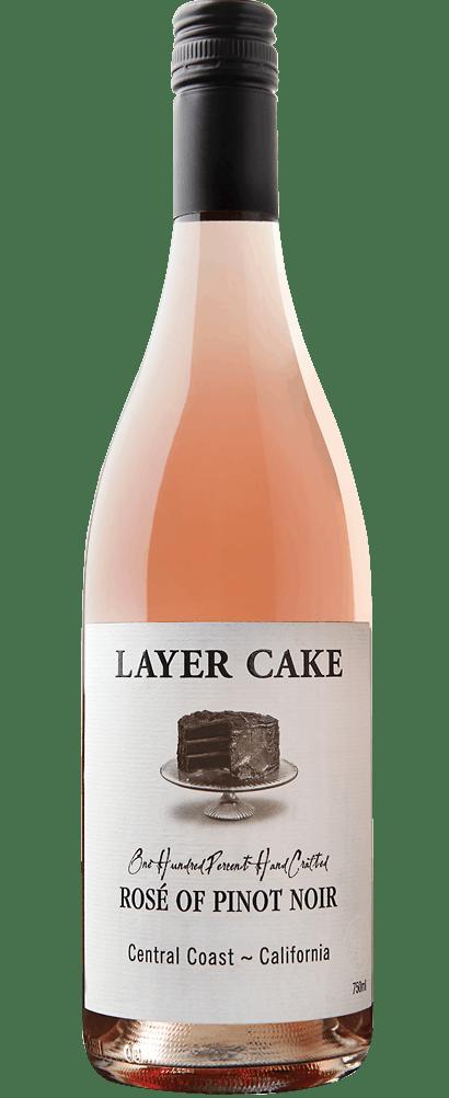 2017 Layer Cake Rose, California, 750ml