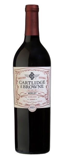 2015 Cartlidge & Browne Merlot, California, 750ml