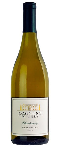 2014 Cosentino Winery Chardonnay, Napa Valley, 750ml