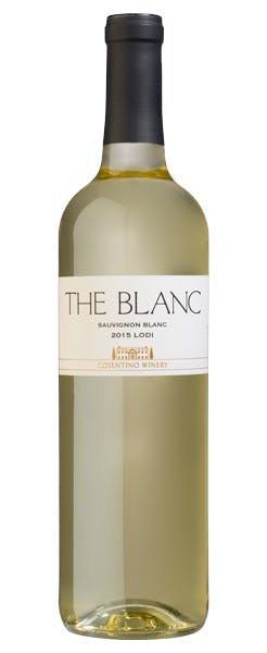 2015 Cosentino Winery THE Blanc, Lodi, 750ml