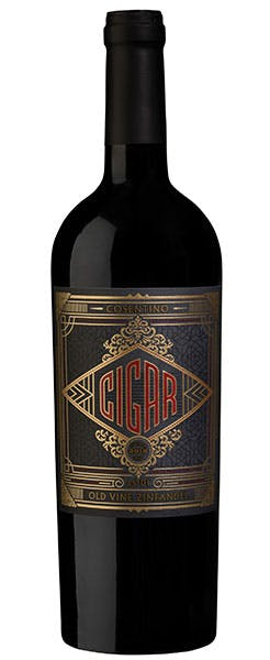 2017 CigarZin, Lodi, 750ml