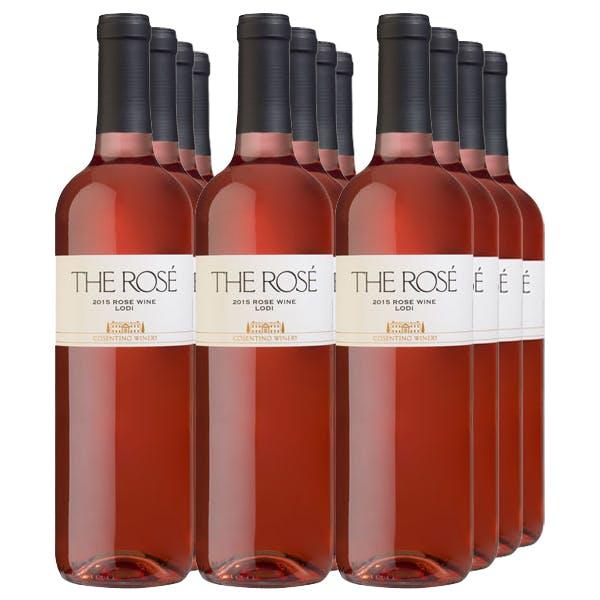 Cosentino 2015 THE Rose 12-Pack