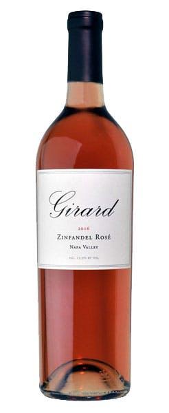2016 Girard Zinfandel Rose, Napa Valley, 750ml