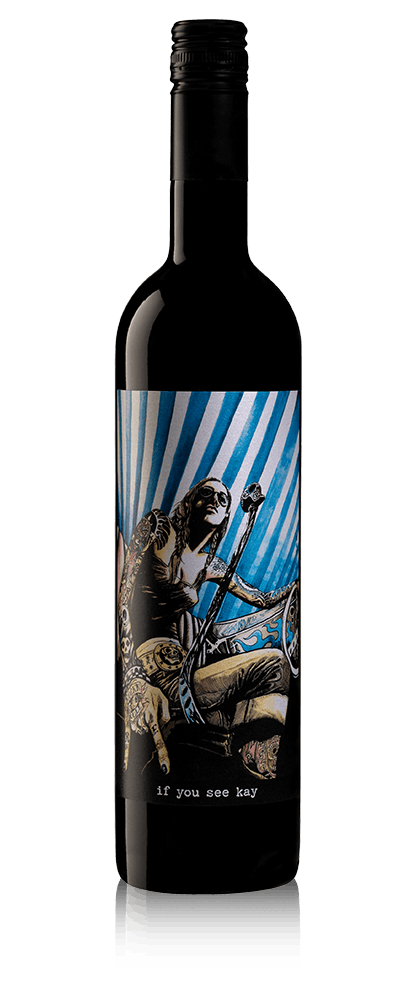 2016 If You See Kay Red Wine, Paso Robles, 750ml