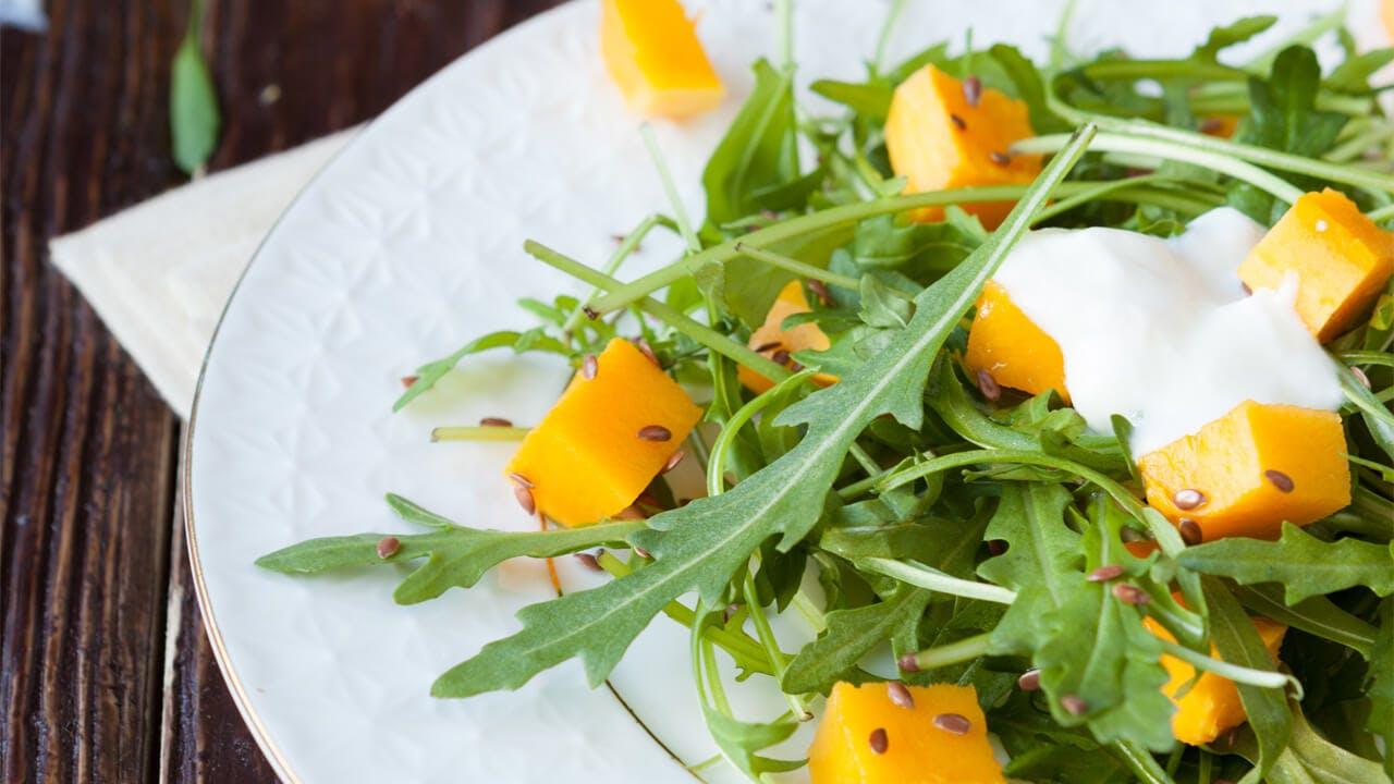 Fall Arugula Salad Image