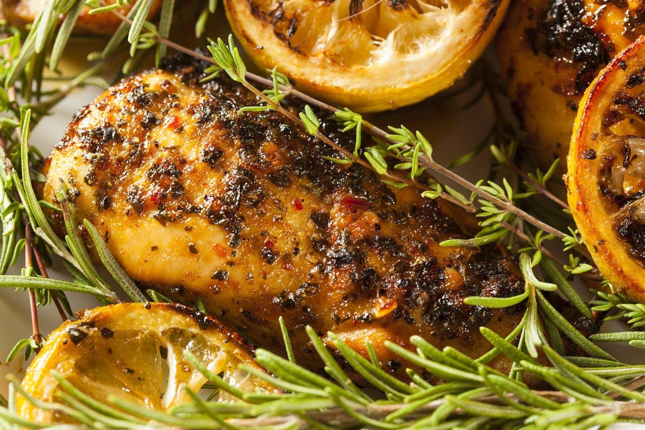 Italian Herb Chicken Image