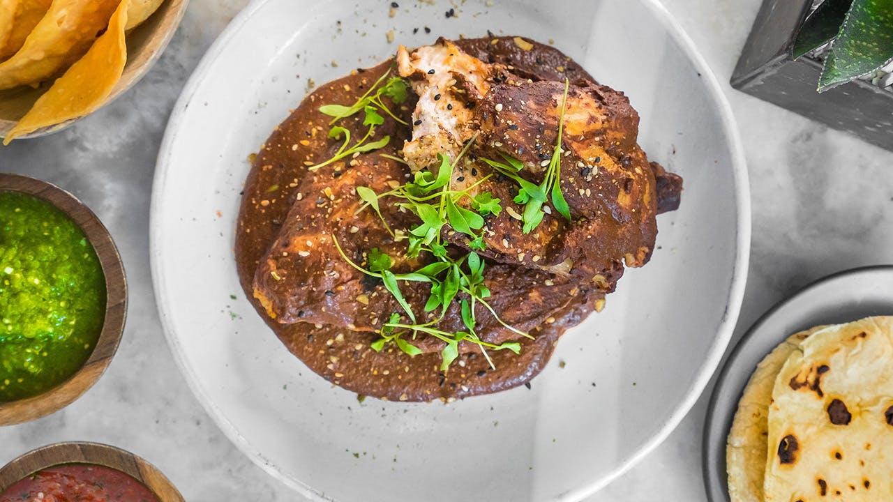 Chipotle Chicken Mole Image