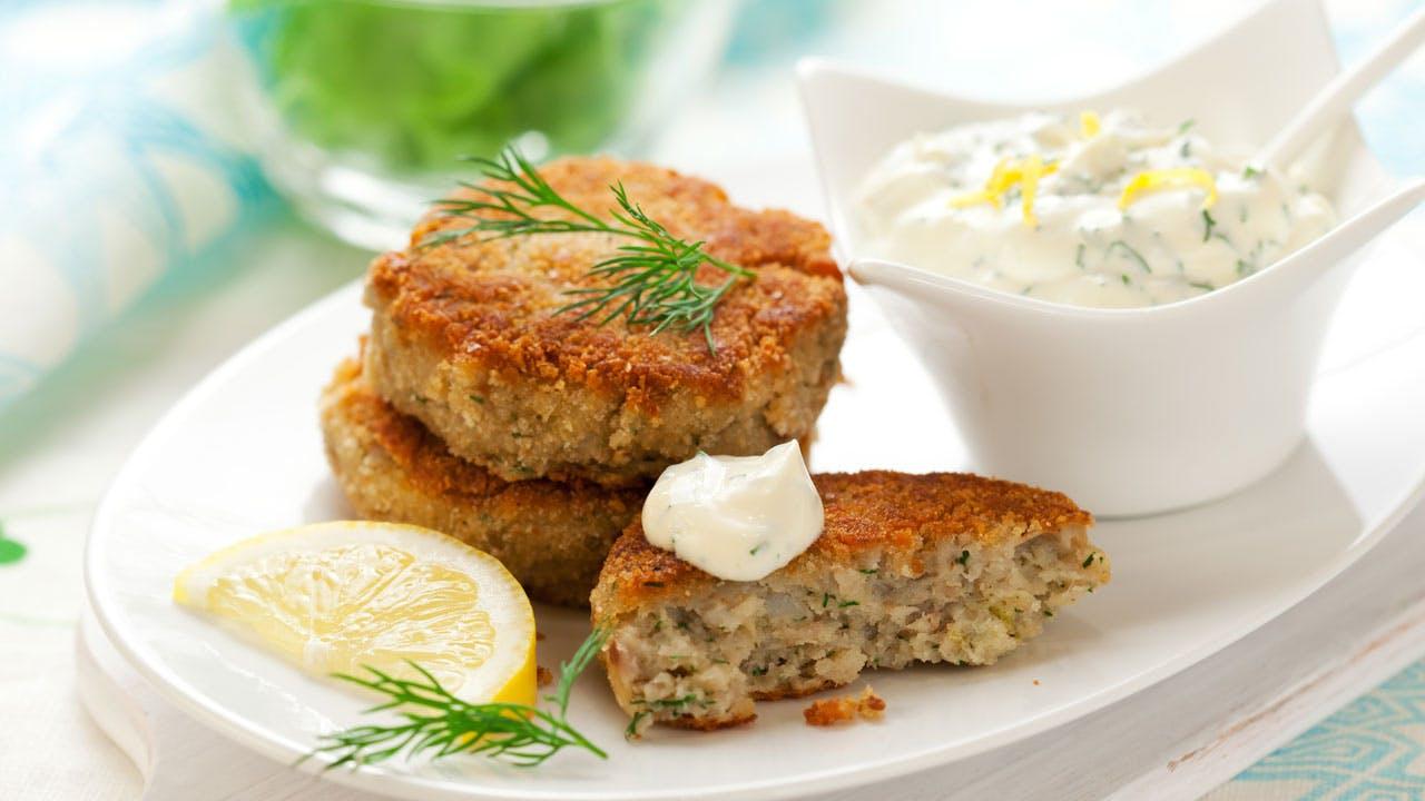 Fish Cakes Image