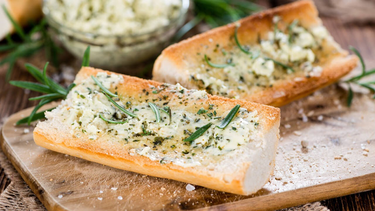 Garlic Toast Image