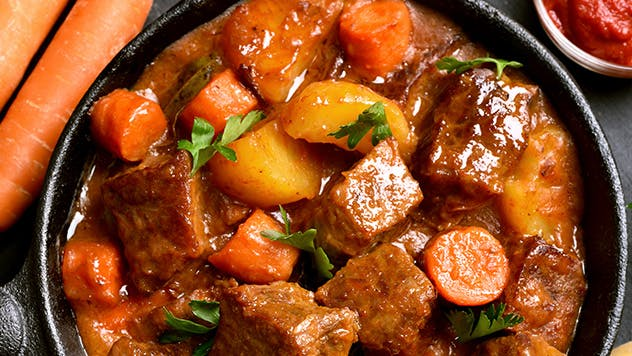 Hearty Lamb Stew Image