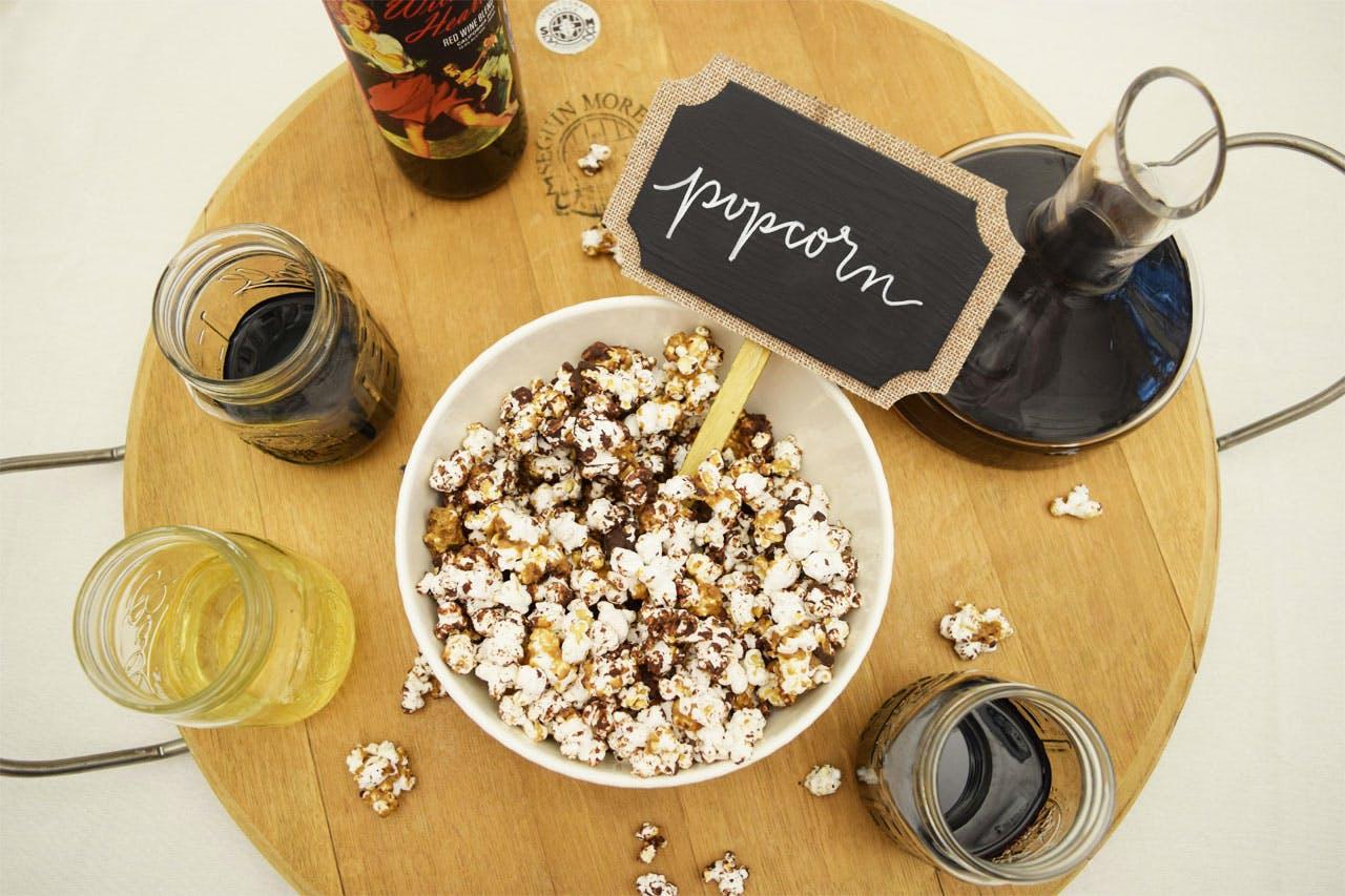 Oscar-Worthy Popcorn Image