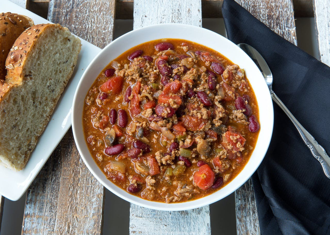 Beef & Three Bean Chili