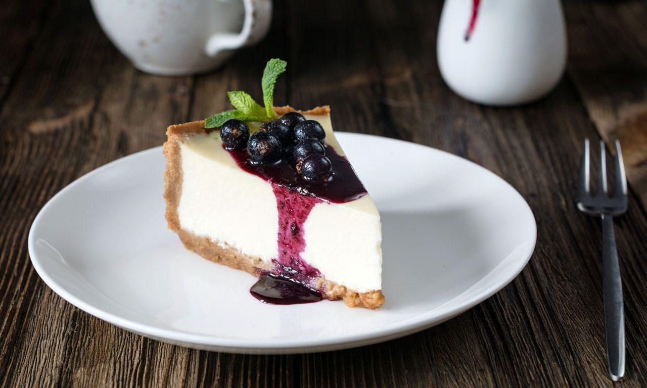 Cheesecake Recipe Image