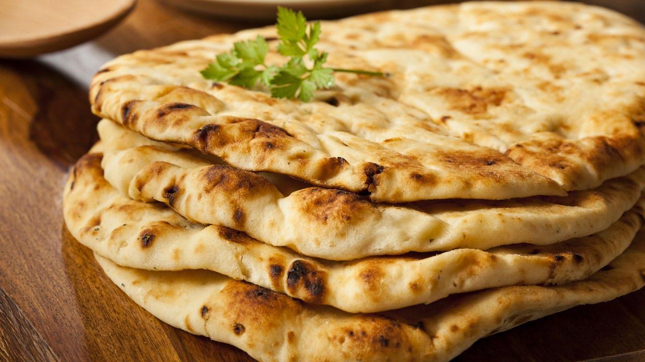 Naan Bread Image