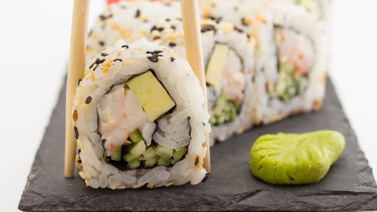 Sushi California Roll Image