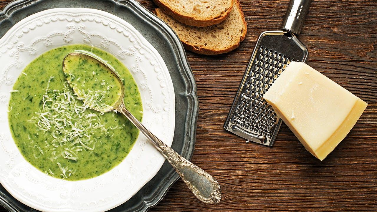 Savory Broccoli Velouté Image
