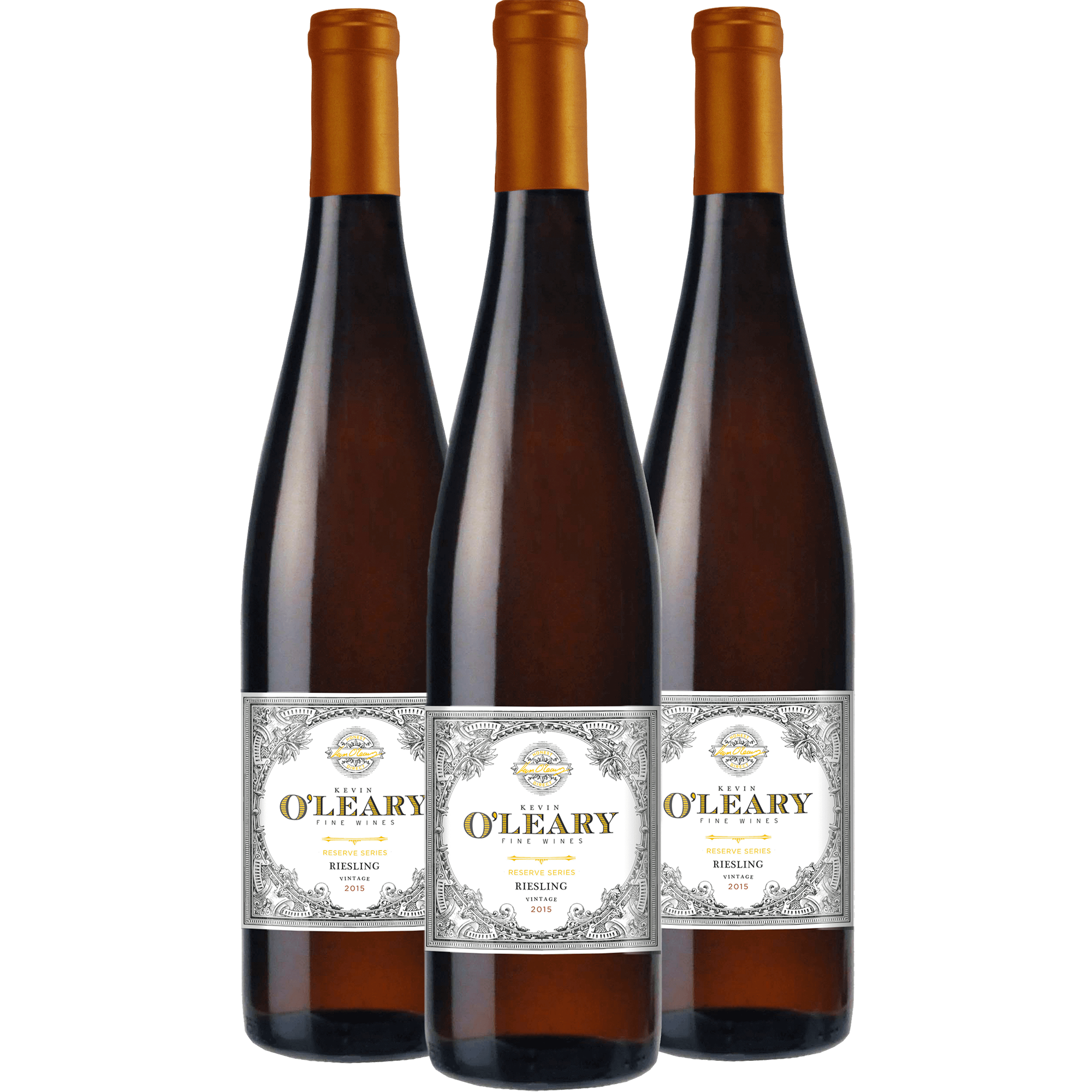 O'Leary Wonderful Wines 3-Bottle Set Riesling
