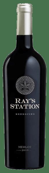 2014 Rays Station Merlot, Mendocino County, 750ml