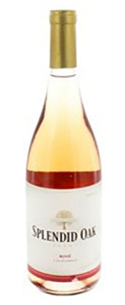 2017 Splendid Oak Rose, California, 750ml