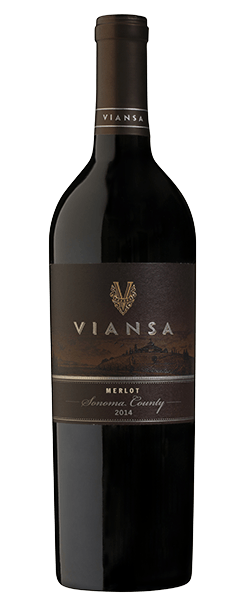 2014 Viansa Merlot, Sonoma County, 750ml