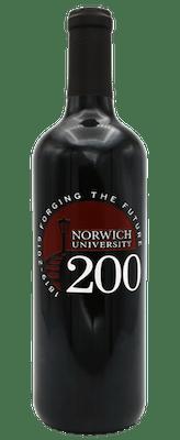 2013 Norwich University Cabernet Sauvignon, North Coast, Private Reserve, 1.5L (Etched)