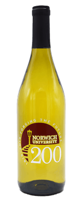 2017 Norwich Chardonnay, Sonoma County, Barrel Fermented, Private Reserve, 750ml (Etched)