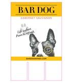 Bar Dog Cabernet Case Card