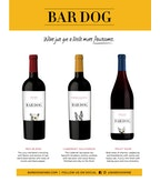 Bar Dog Family Sell Sheet