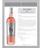 2018 B.R. Cohn Silver Label Rose Wine, Sonoma County