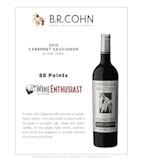 2015 B.R. Cohn Silver Label Cabernet Sauvignon - Wine Enthusiast