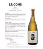 2015 B.R. Cohn Chardonnay, Carneros, Sangiacomo