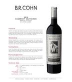 2015 B.R. Cohn Silver Label Cabernet Sauvignon