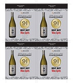 B.R. Cohn Silver Chardonnay, Russian River Valley, Sonoma County (91 points Shelf Talker )