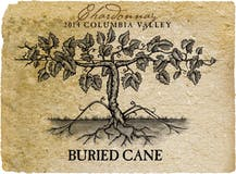 2014 Buried Cane Chardonnay, Columbia Valley