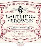 2015 Cartlidge & Browne Cabernet Sauvignon, California
