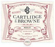 2015 Cartlidge & Browne Merlot, California