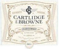 2015 Cartlidge & Browne Chardonnay, California