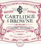 2014 Cartlidge & Browne Cabernet Sauvignon, North Coast