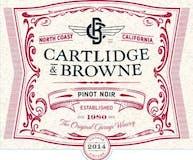 2014 Cartlidge & Browne Pinot Noir, North Coast