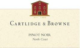Cartlidge & Browne Pinot Noir, North Coast