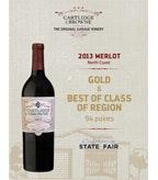 2013 Cabernet Sauvignon Sell Sheet - Tasting Panel