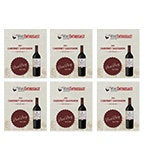 2013 Cabernet Sauvignon Shelf Talker - Wine Enthusiast