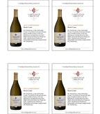2013 Cartlidge & Browne Chardonnay - New Shelf Talker