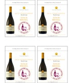 2012 Cartlidge & Browne Chardonnay - Gold Medal